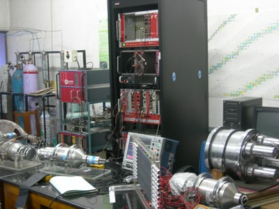 Charge particle laboratory