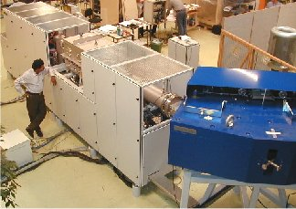 Isotope Separator cum Implanter