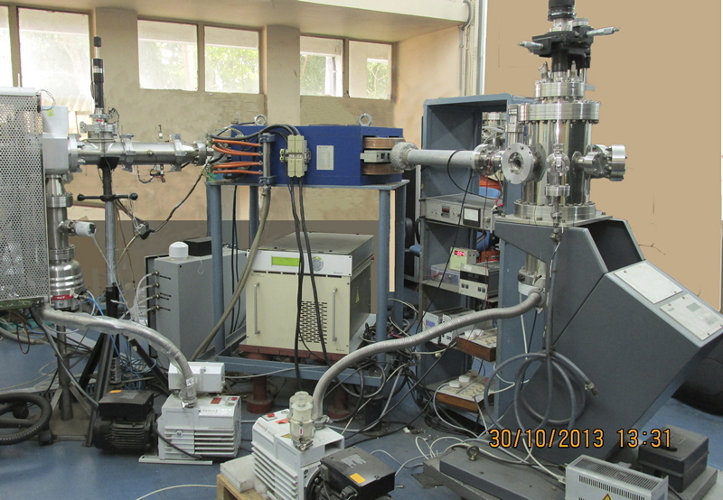 Ion Beam Systems (LEIB)